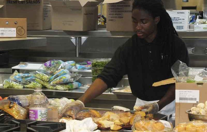 Healthy Food for All looks to food waste to fight hunger issues