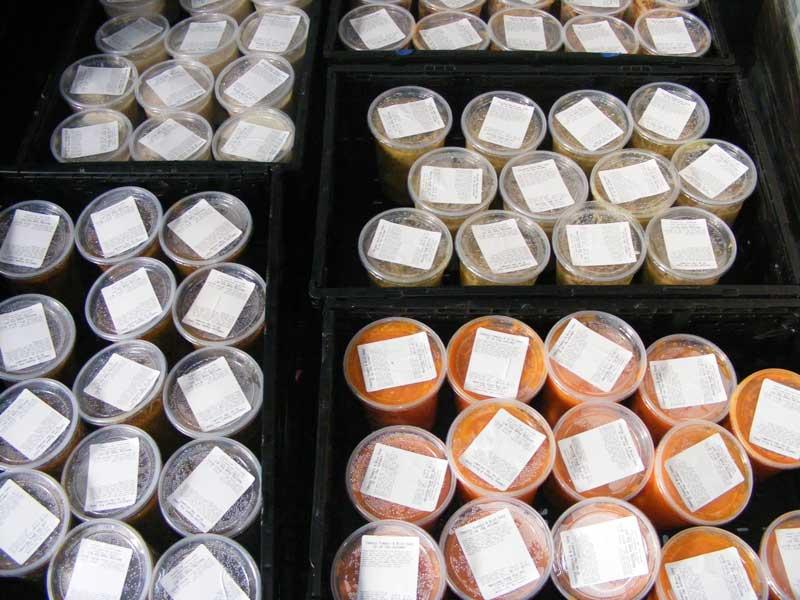 Repacking Prepared Foods